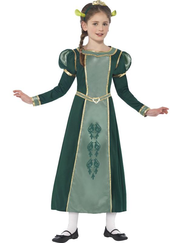 Childs Princess Fiona Costume