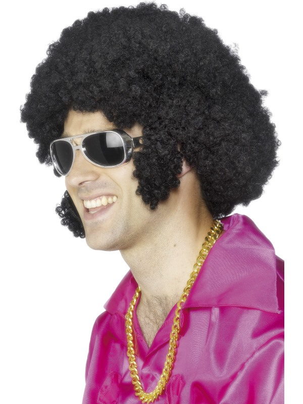 Daddy Cool Style Afro Wig
