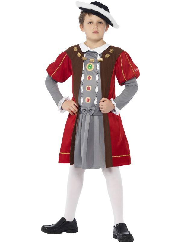 Childs King Henry VIII Costume
