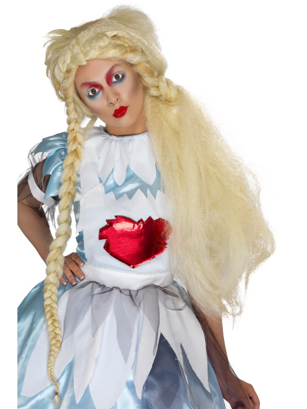 Alice in Blunderland Blonde Wig
