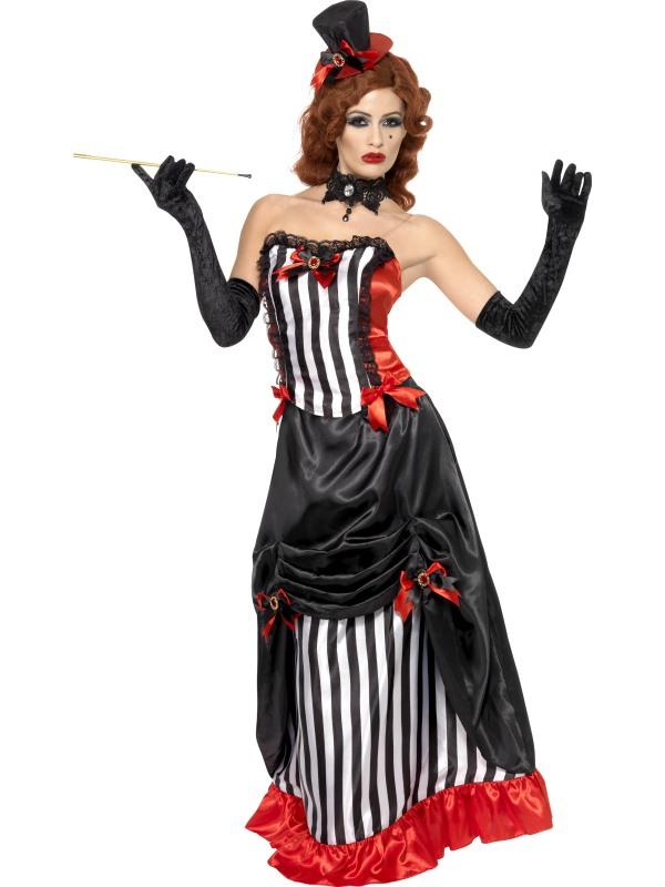 Madame Vamp Burlesque Costume