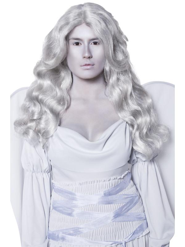 Halloween Cemetery Angel Wig