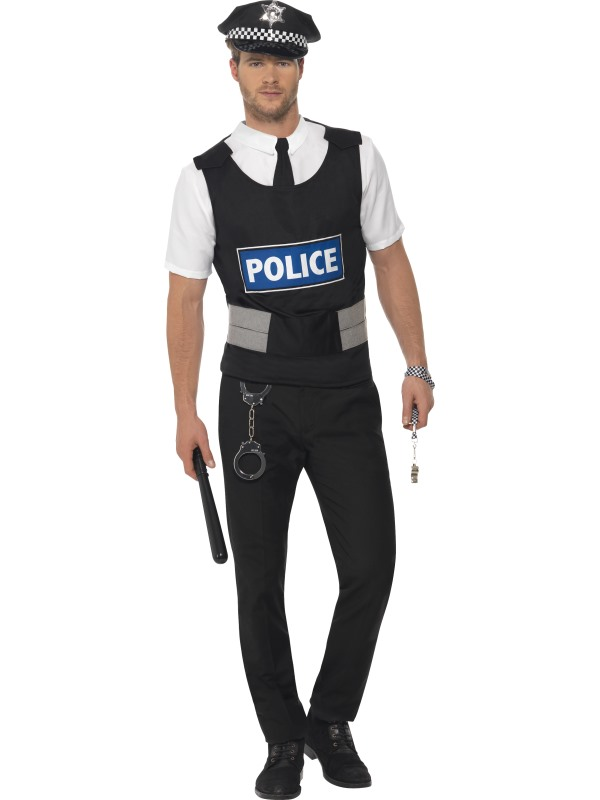 Policeman Uniform Costume