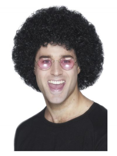 Black Curly Afro Wig