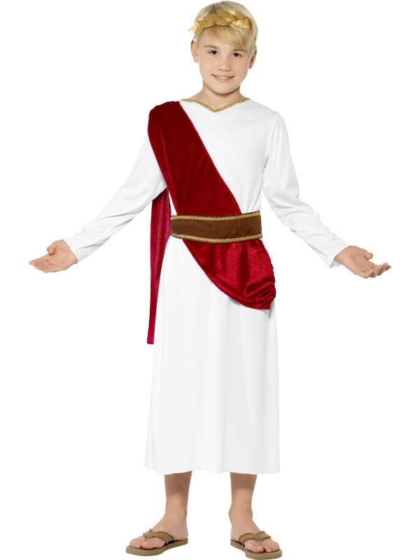 Childs Roman Boy Costume