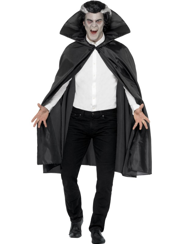 Black Dracula or Halloween Cape
