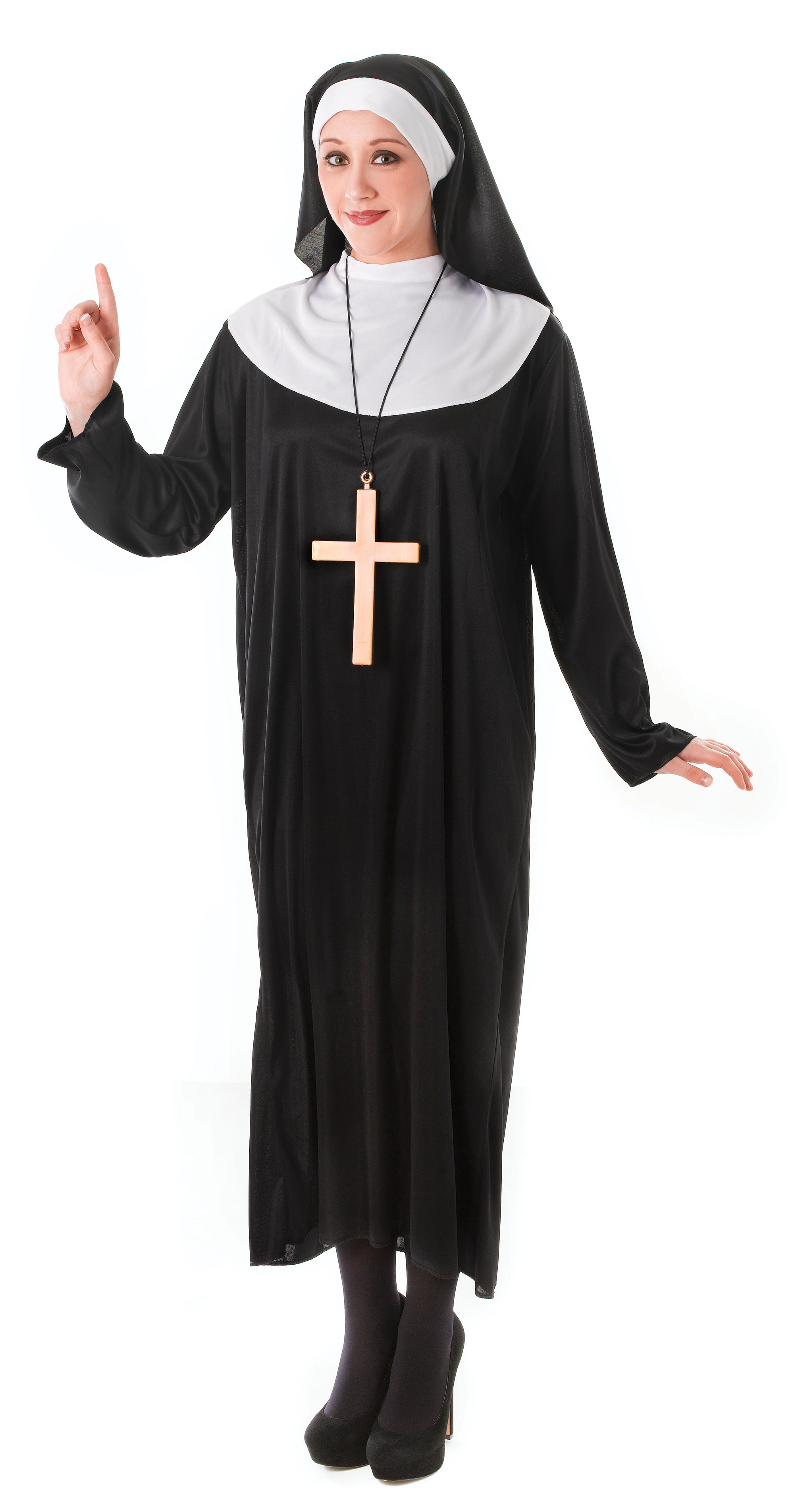 Adult size Nuns Costume