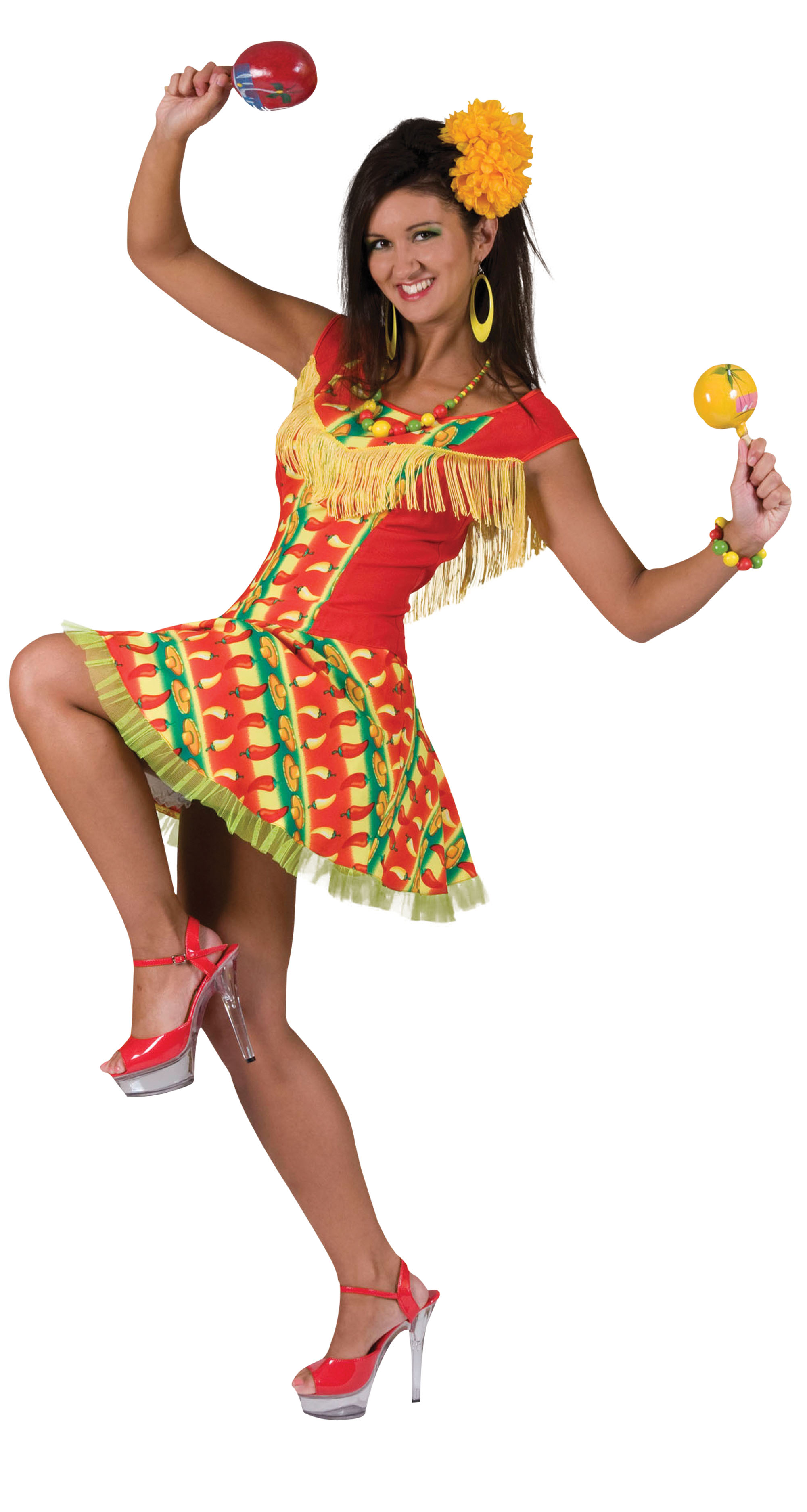 Mexican Ladies Costume