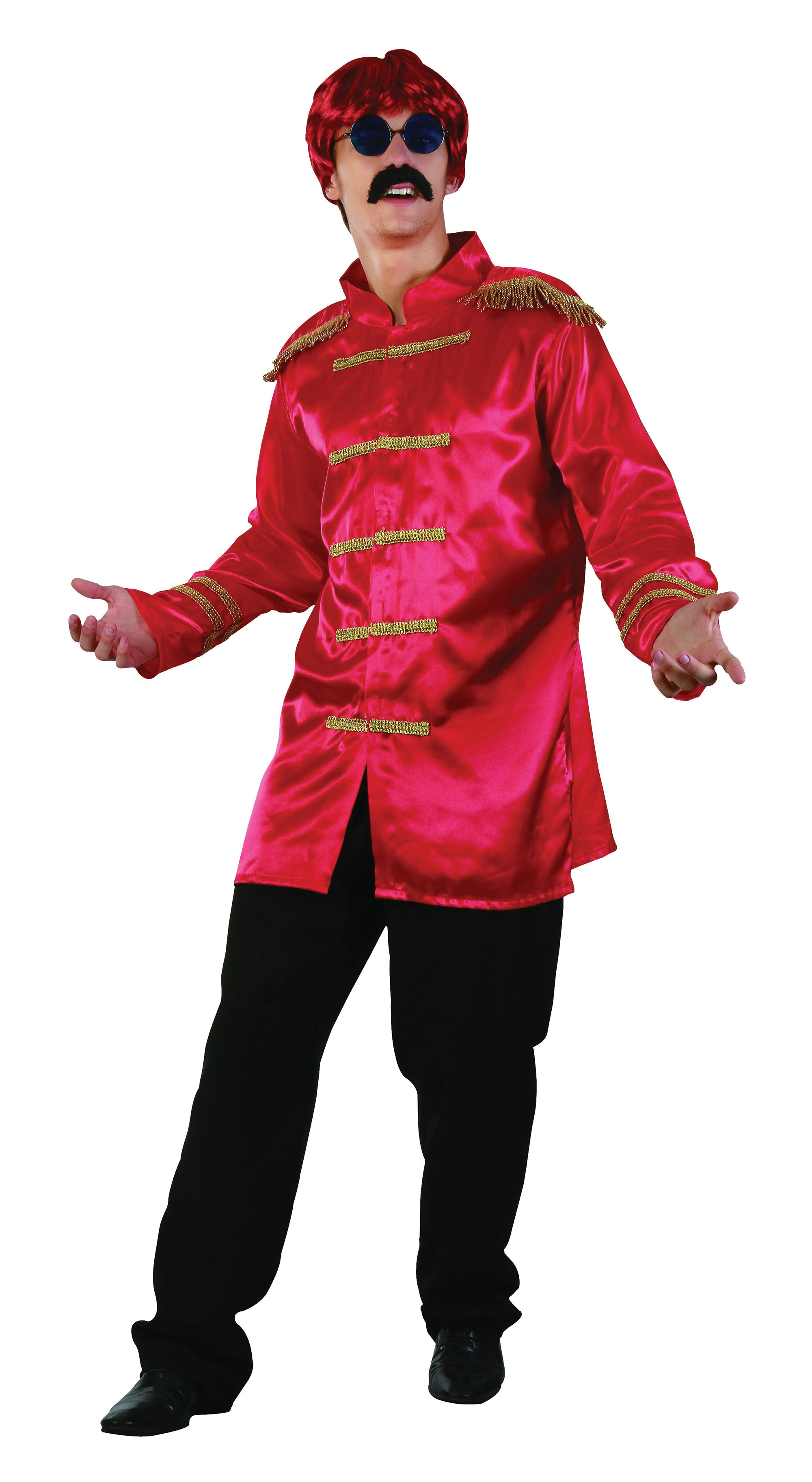Red Sergeant Pepper Jacket