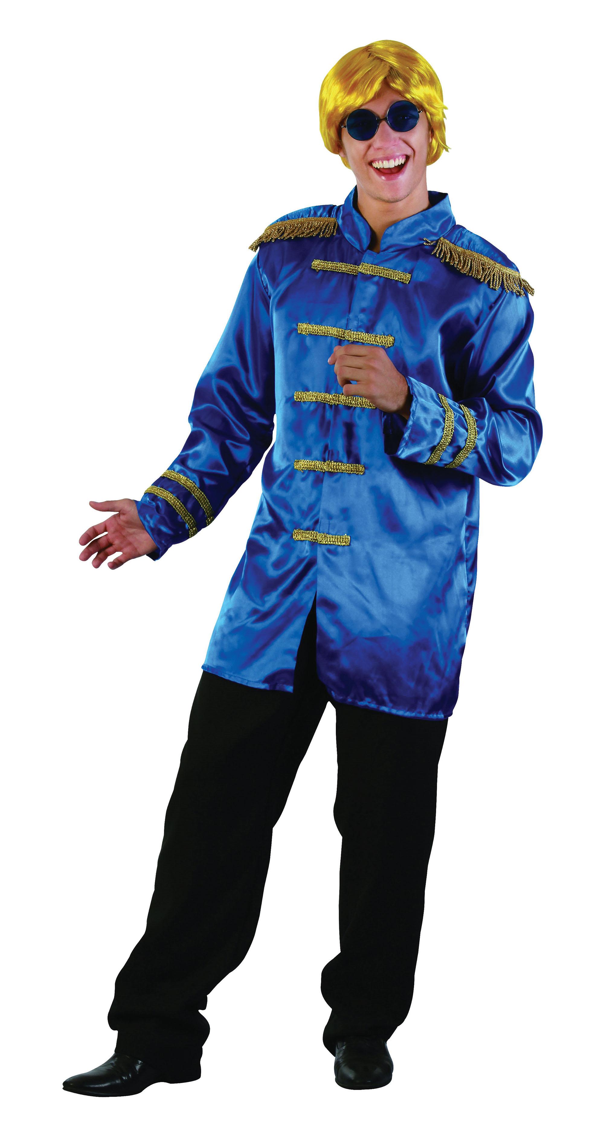 Blue Sergeant Pepper Jacket