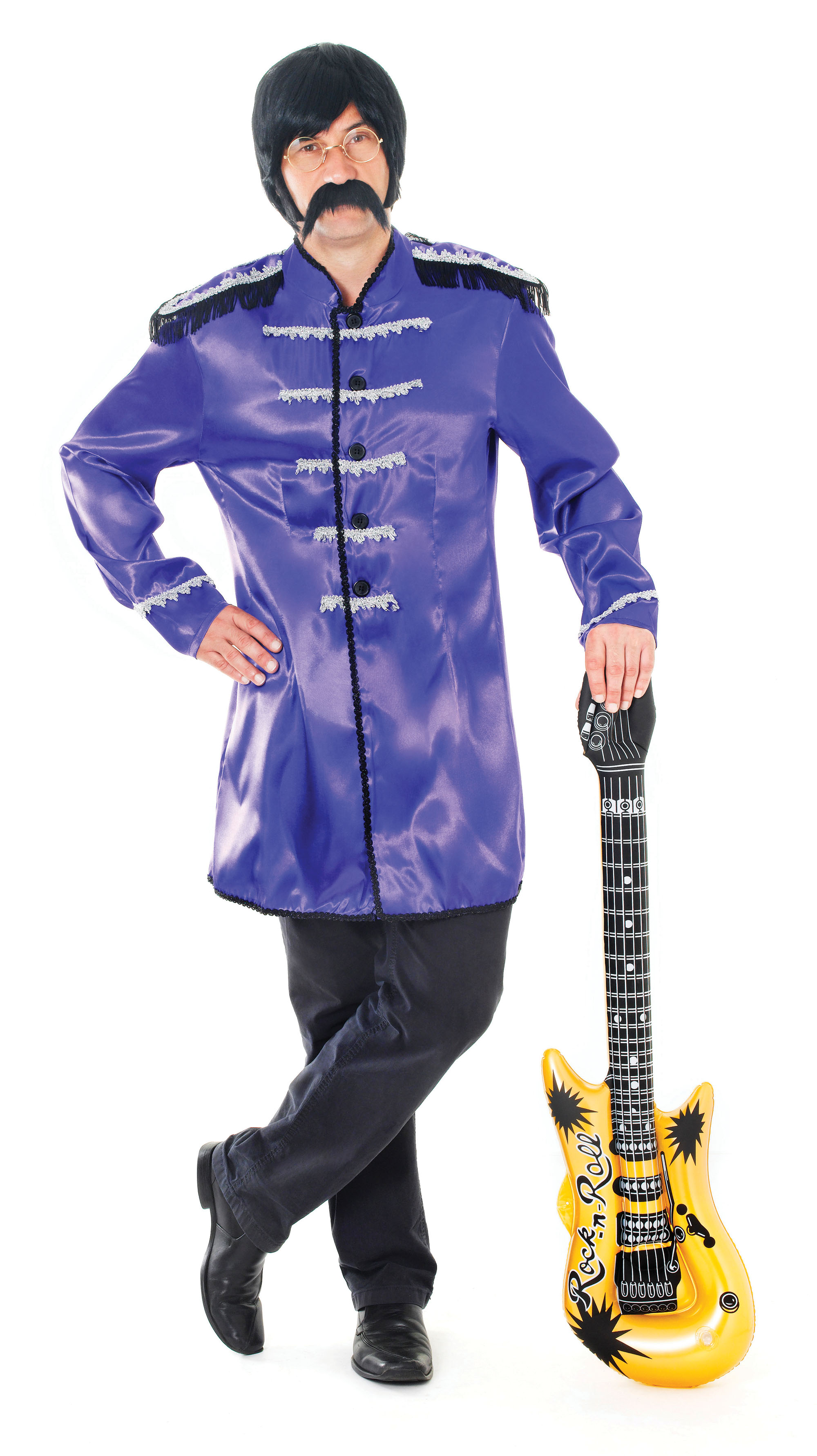 Purple Sergeant Pepper Jacket