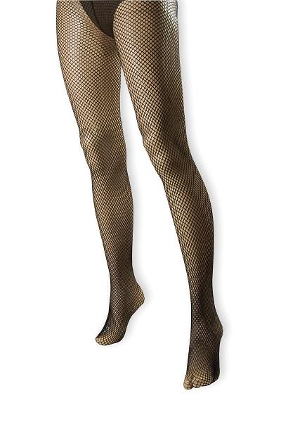 Black Fishnet Costume Tights