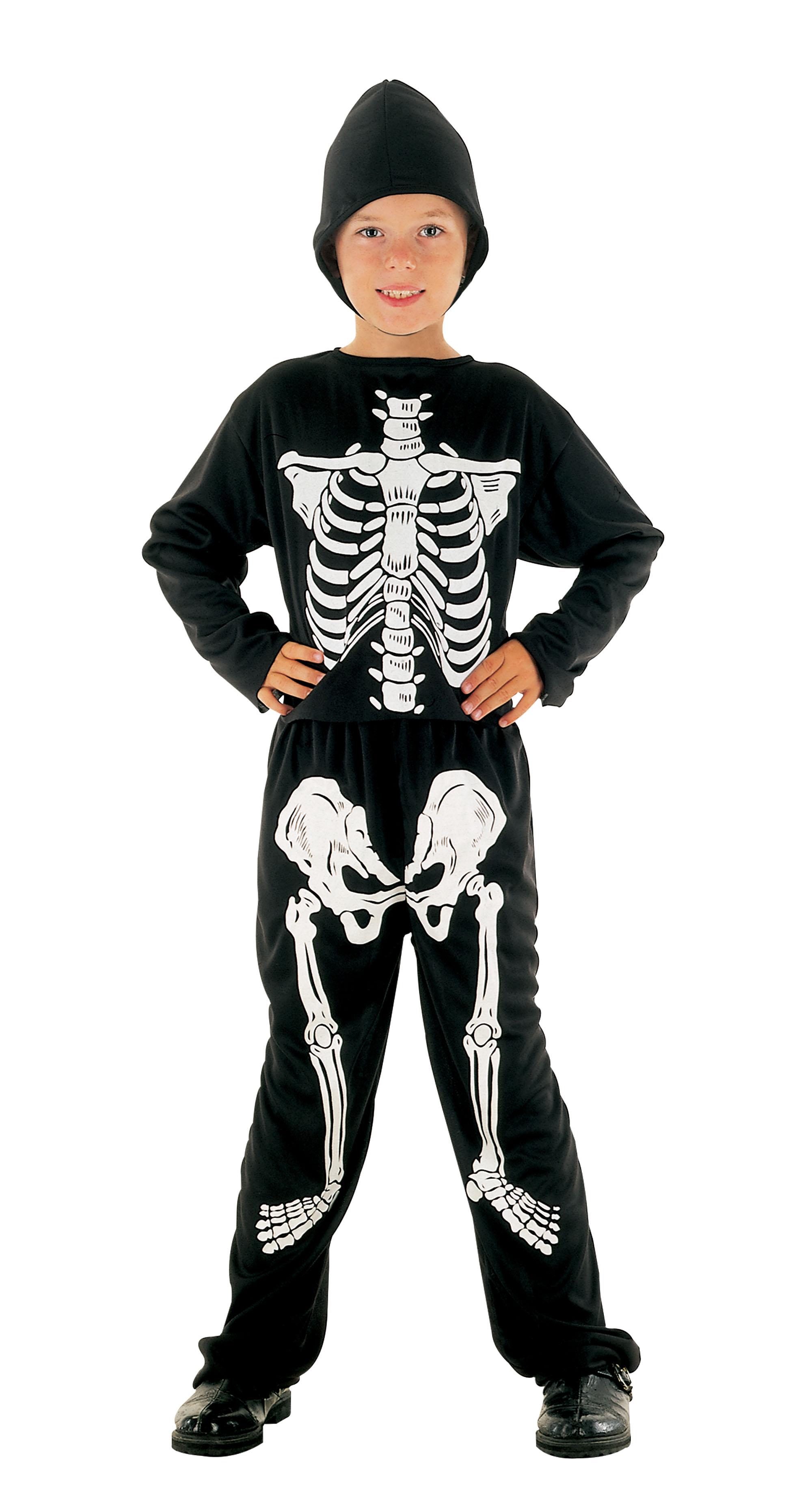 Childs Skeleton Costume