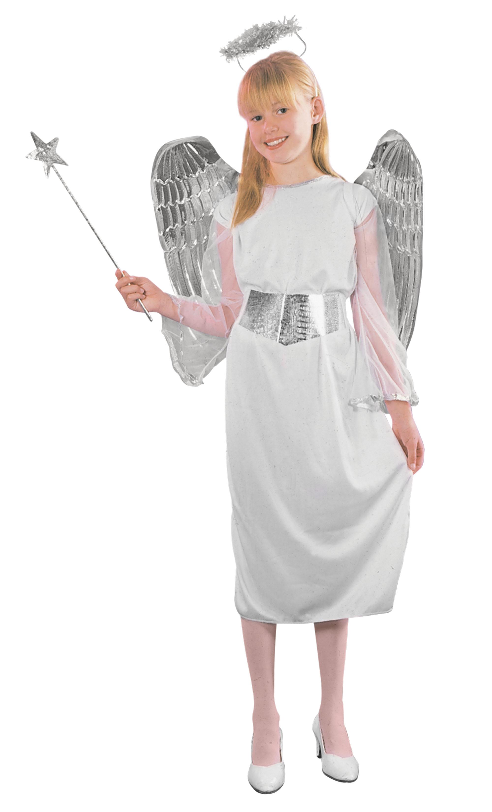 Childs Angel Nativity Costume