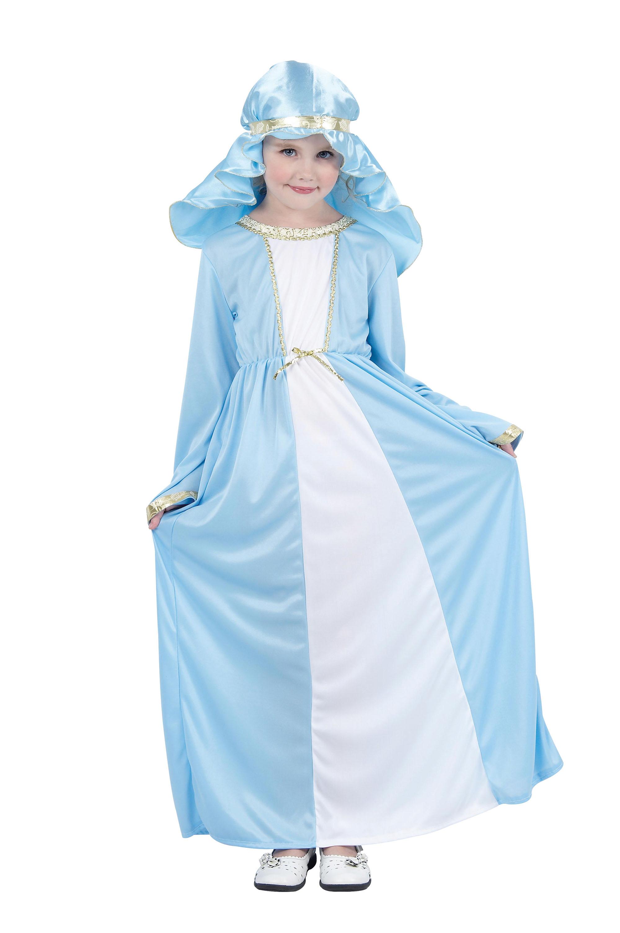 Child's Mary Nativity Costume