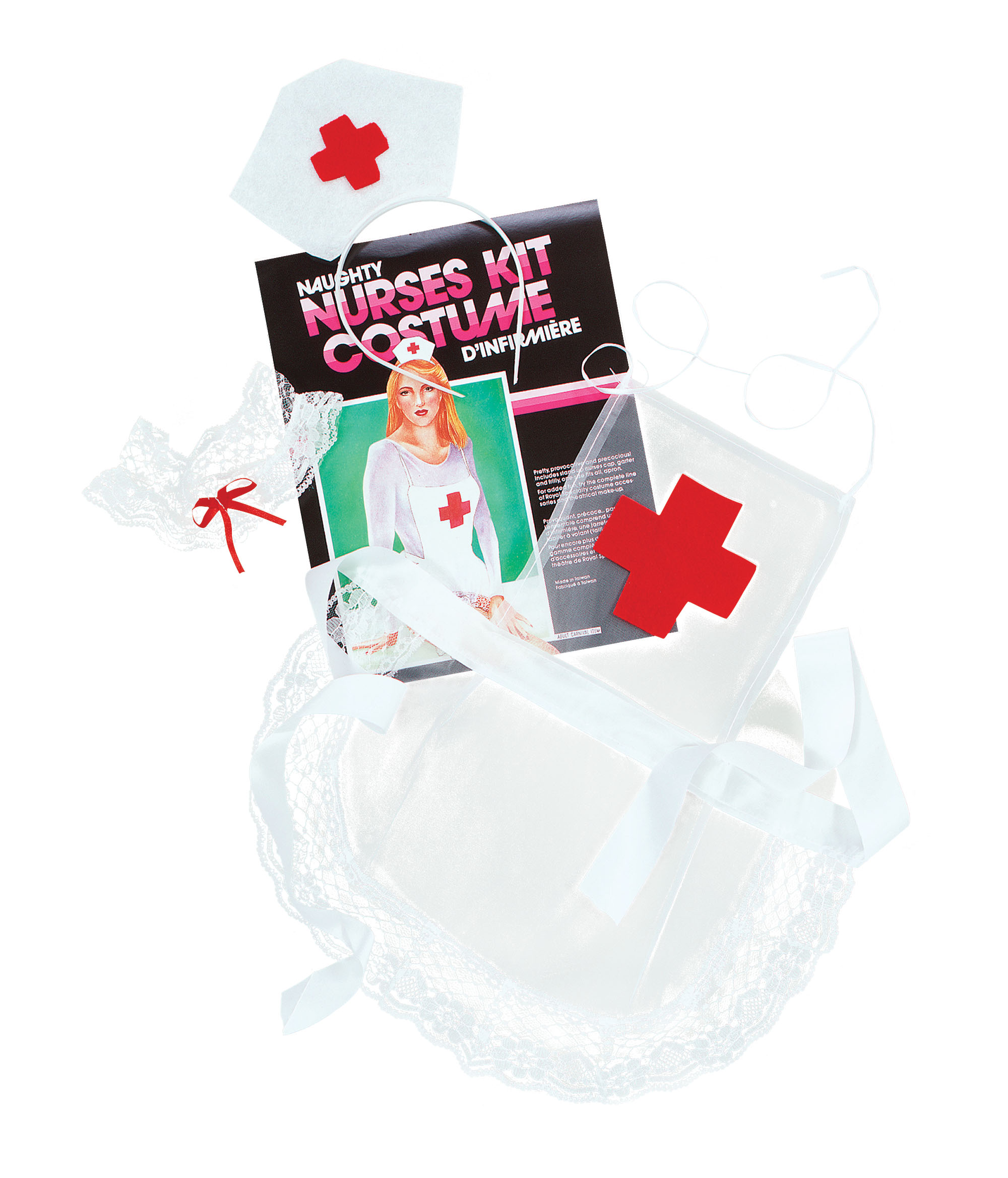 Naughty Nurse Costume