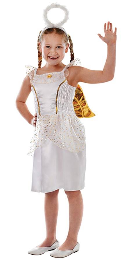 Child's Angel Costume