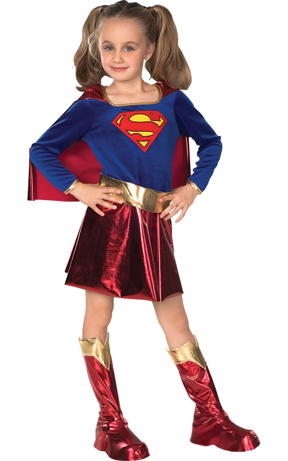 Childs Supergirl Costume