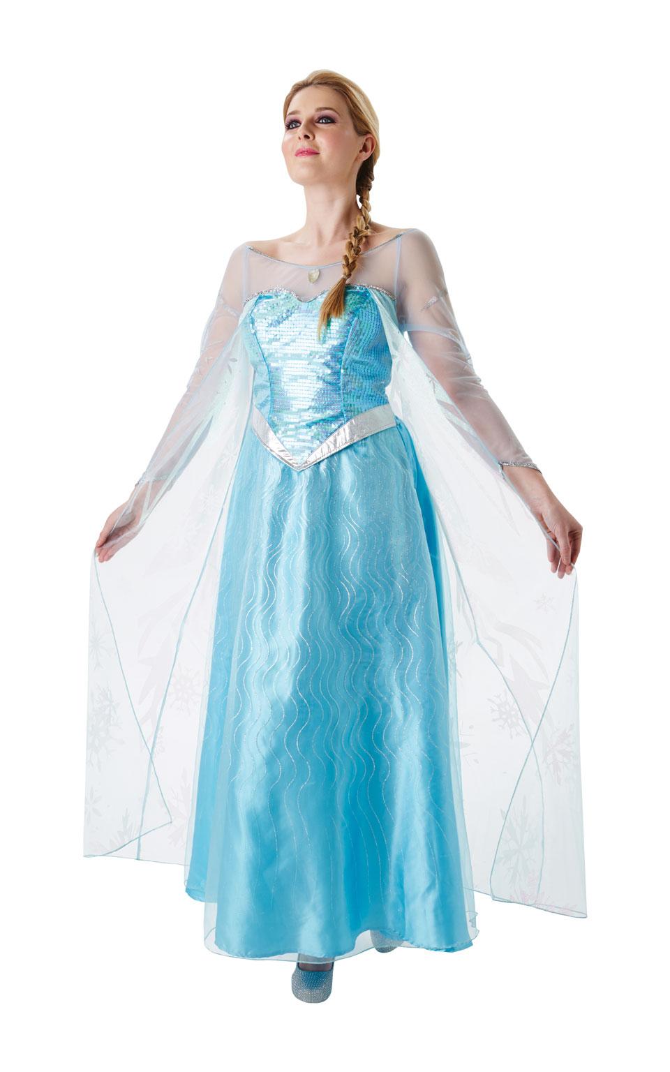Adult Elsa Disney Costume