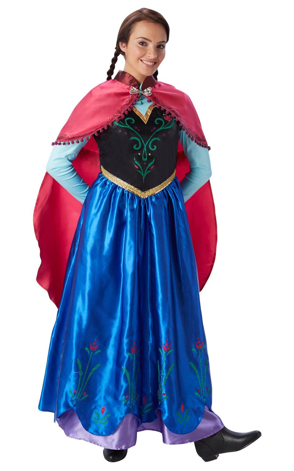 Adult Anna, Frozen Costume