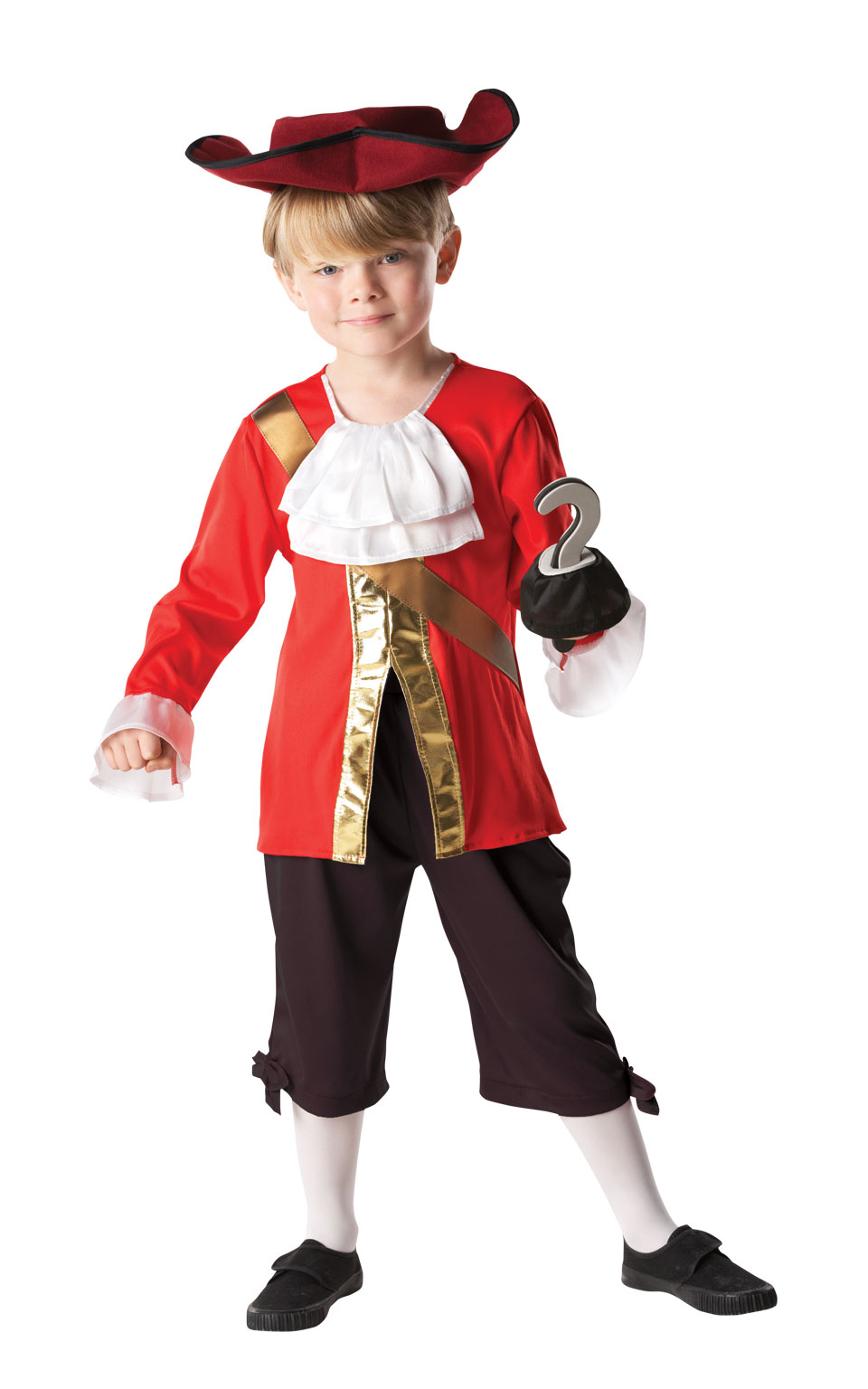 Child's Captain Hook Costume