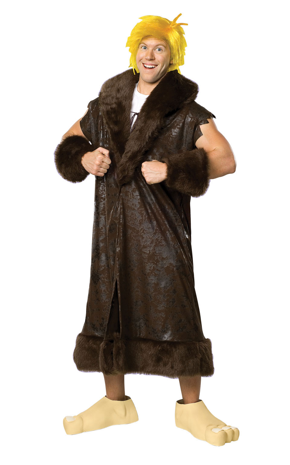 Barney Rubble, Flinstones Costume