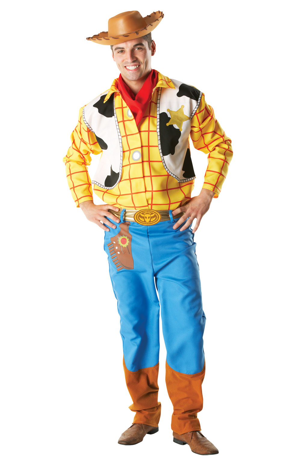 Male Woody Toy Story Costume