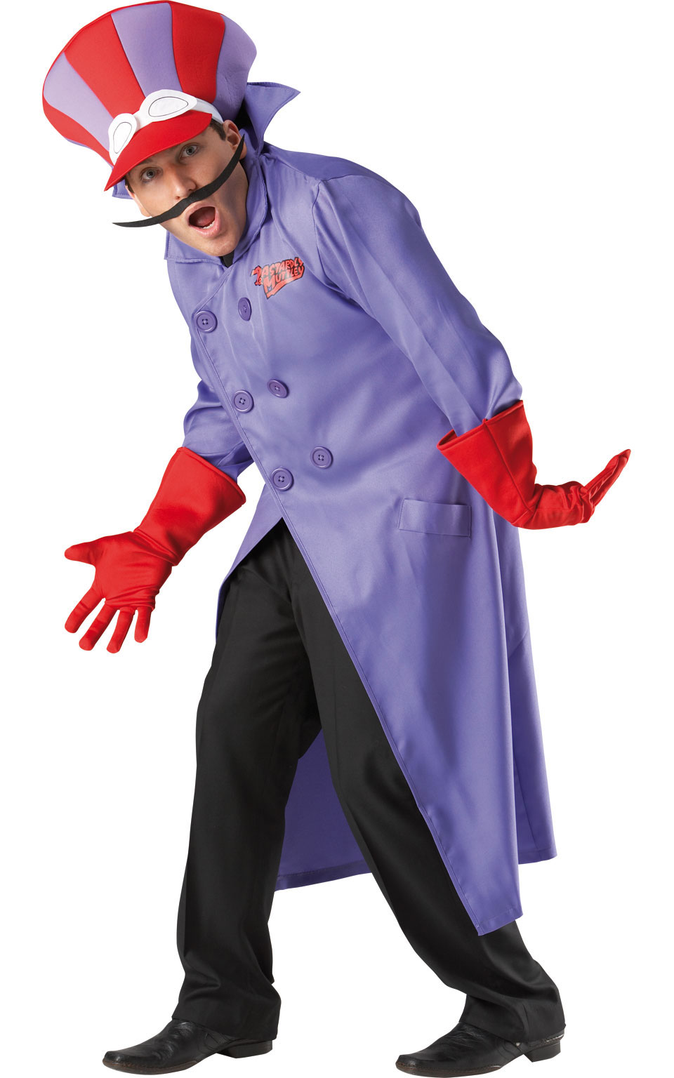 Dick Dastardly, Wacky Races Costume