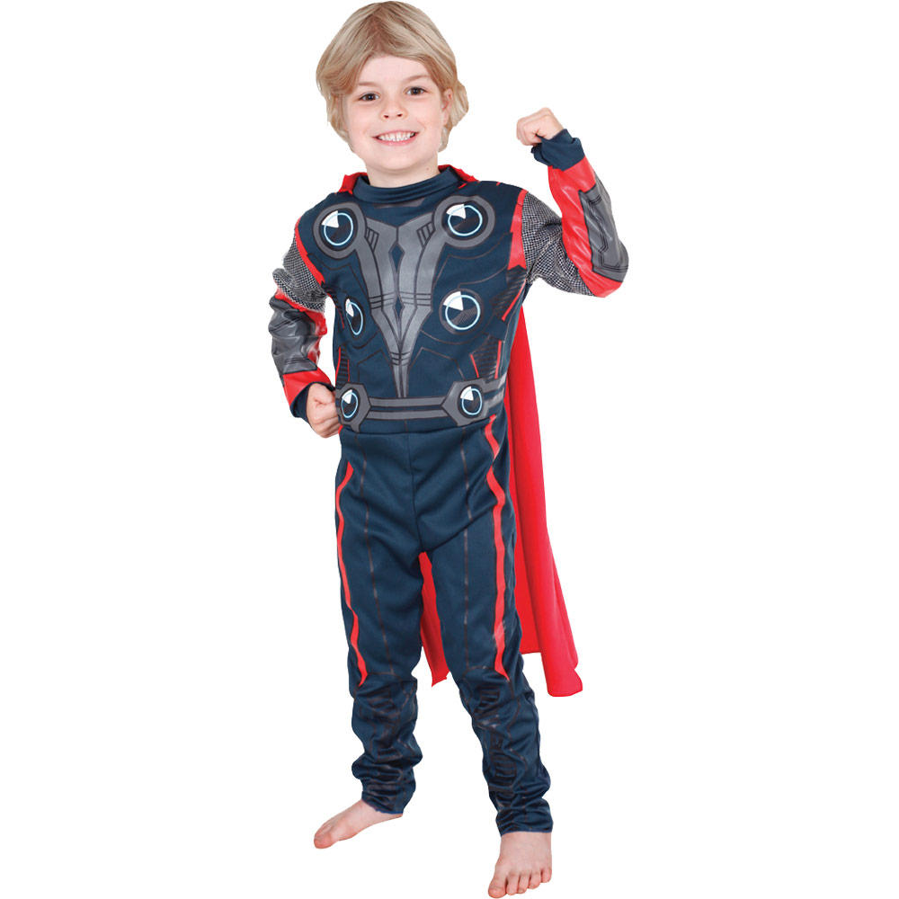 Boys Thor God of Thunder Costume
