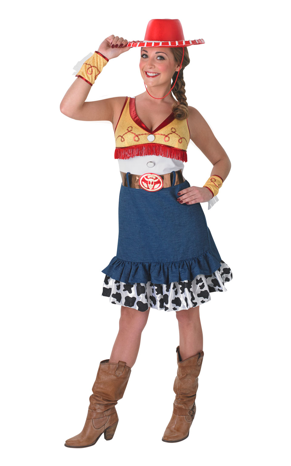 Toy Story Jessie Ladies Costume