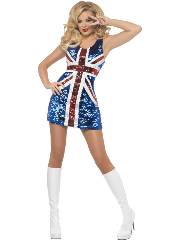 Spice Girl Costume
