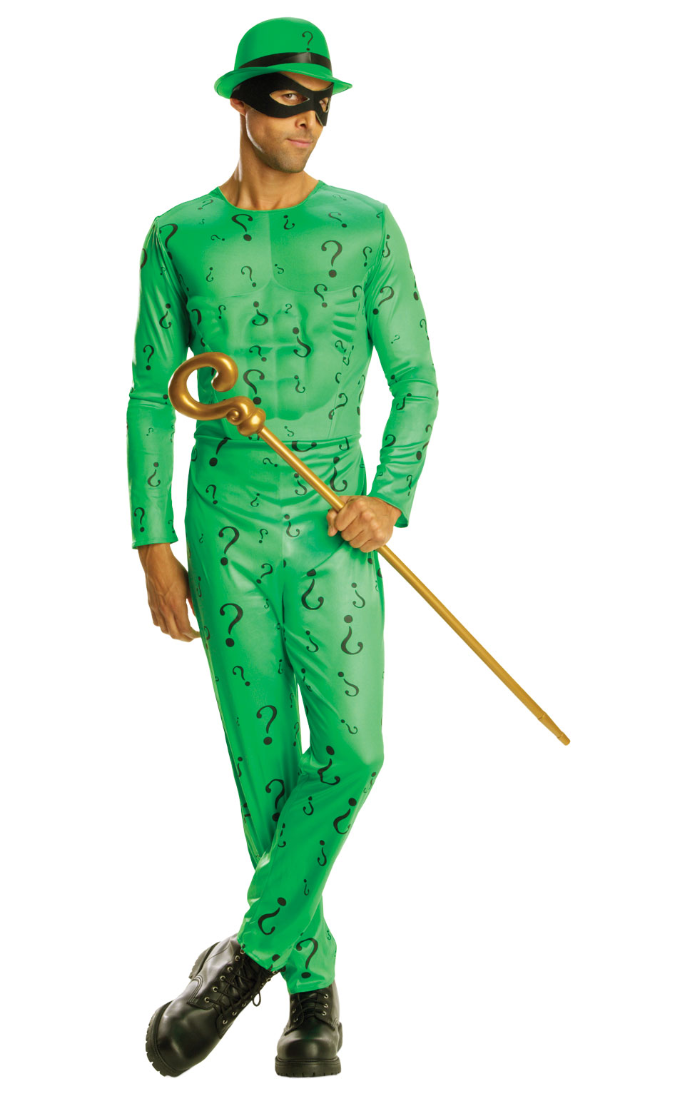 The Riddler Batman Costume