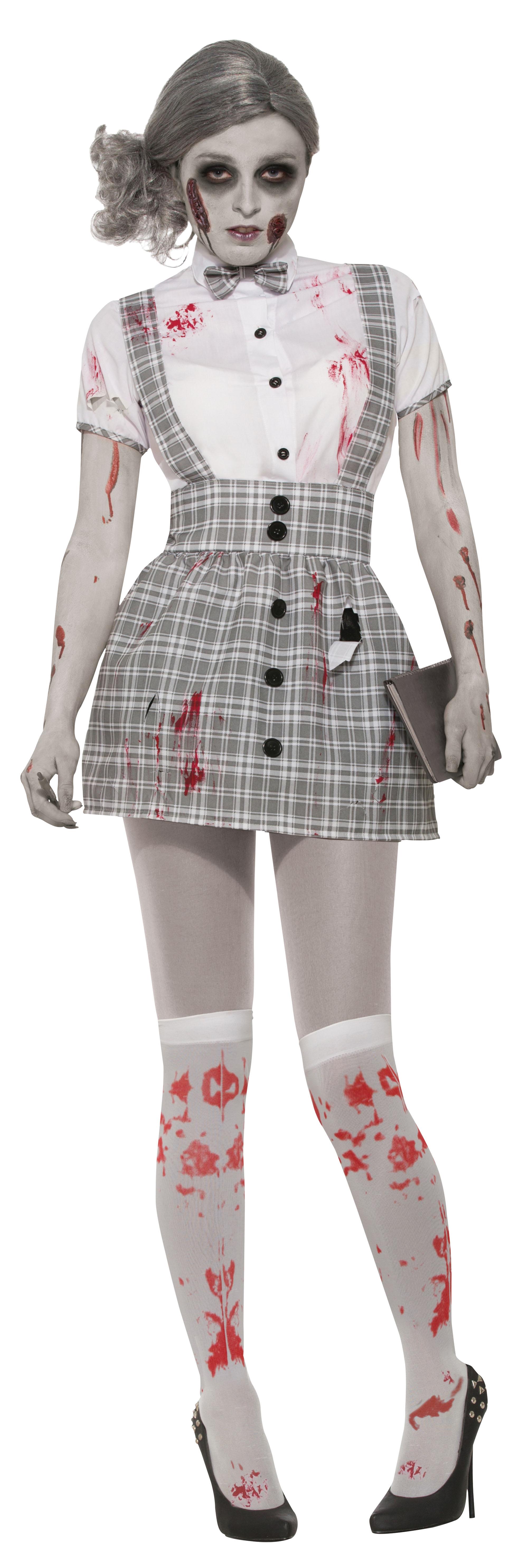 Adult size Zombie Schoolgirl