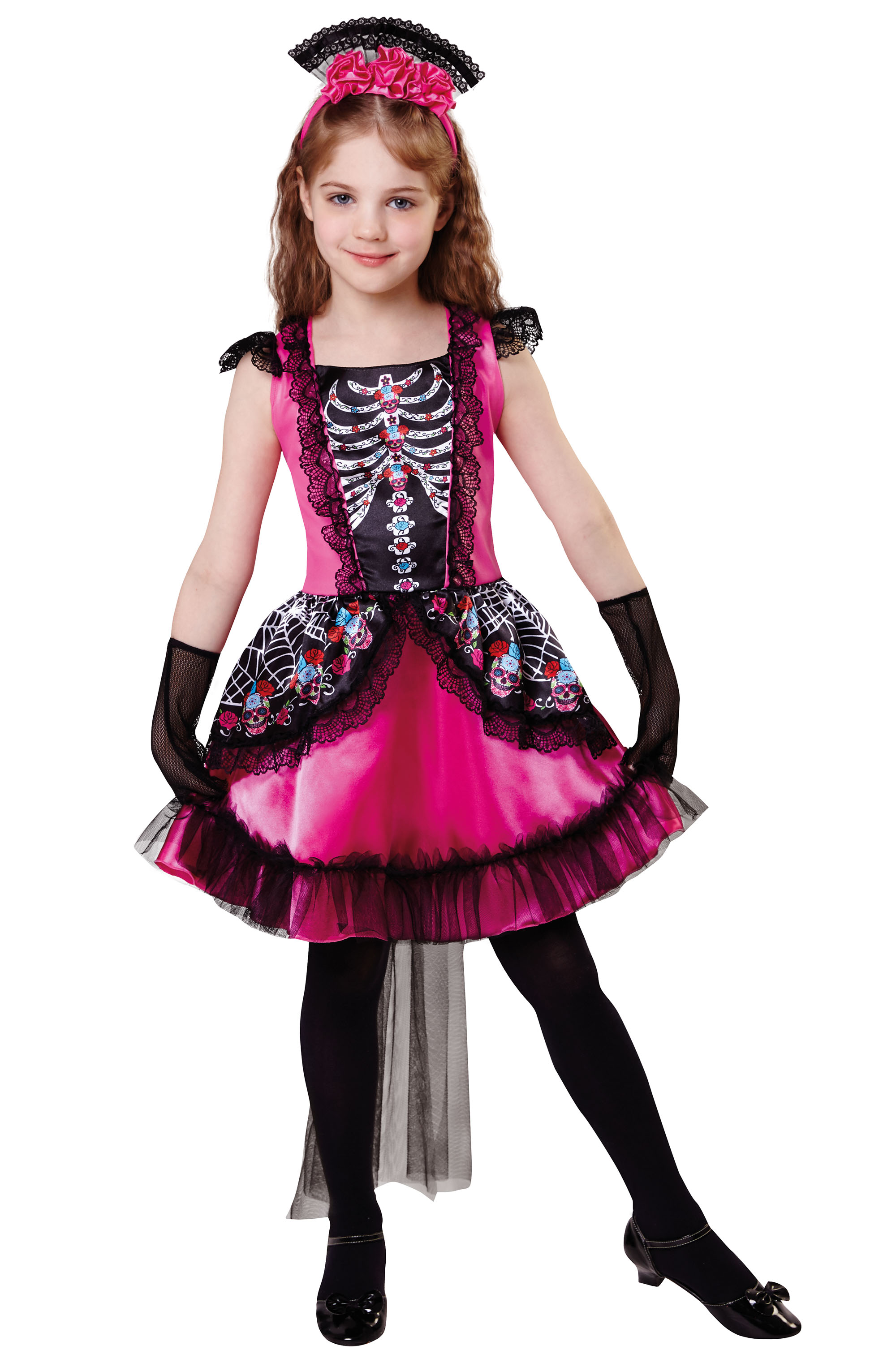 Child's Queen of Death Costume