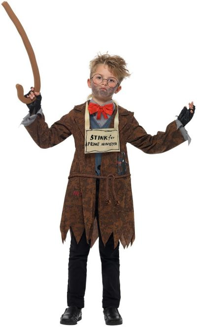 Child's Deluxe Mr Stink Costume