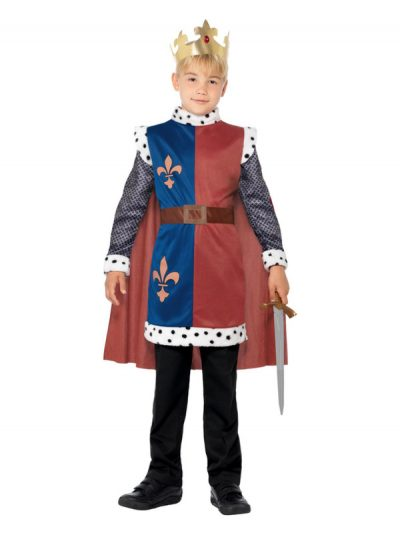 Child's King Arthur Medieval Costume. 44079.