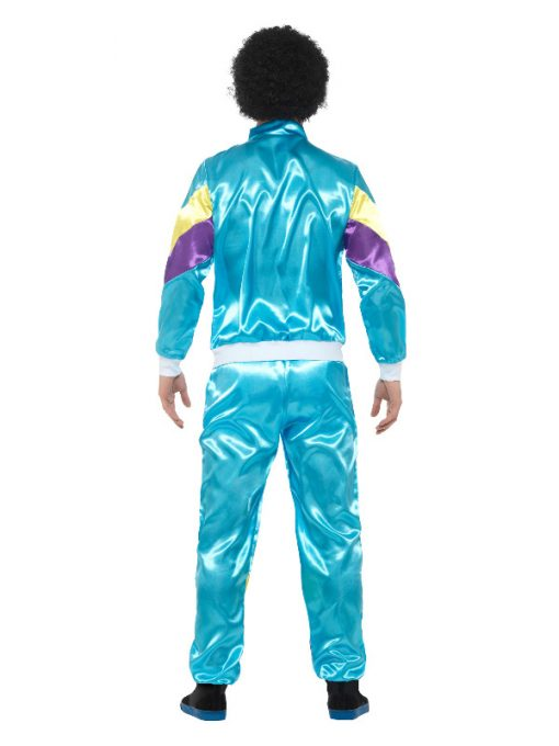 Blue Shell Suit Costume