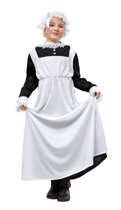 Child's Victorian Maid 134cm.