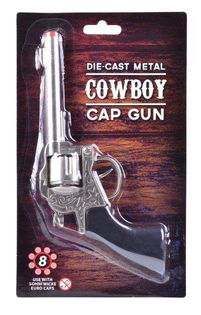 Die Cast Metal Cowboy Cap Gun