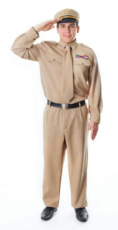 American WW11 General