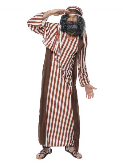 Adult Striped Shepherd Costume
